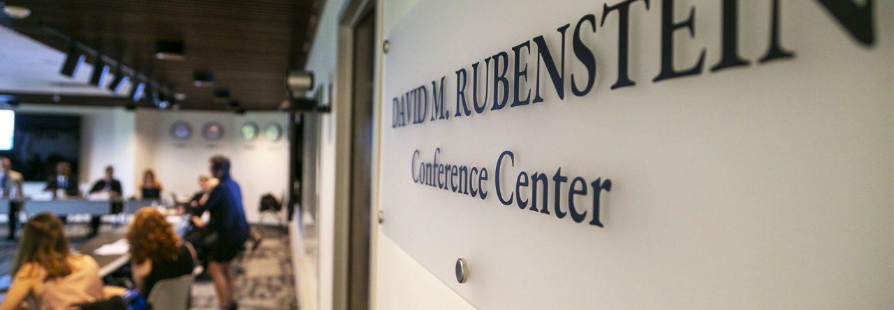 David M. Rubenstein Conference Center